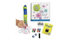 Spyro Gyro 3D Drawing Pen , Activity Book and Ink Refills Bundle Set