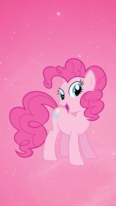 Pinkie pie by I HAVE NO IDES