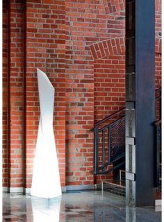 Lampada da terra Slide design Manhattan