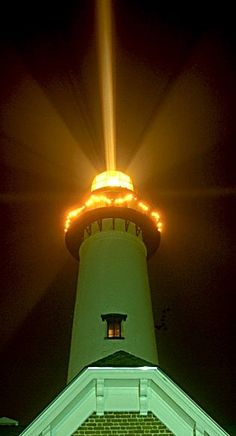 St. Simmons Lighthouse, Georgia by overcomer.kyong