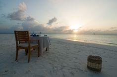Sunset dinning...