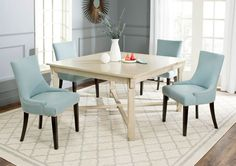 Bleeker Dining Table AMH6643B