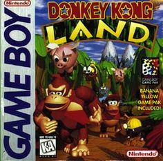 Donkey Kong Land (Game Boy, 1995)