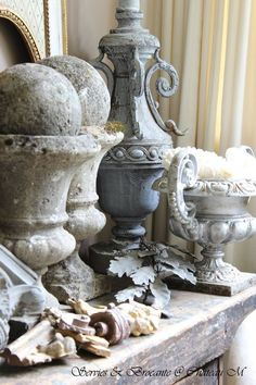 About his french country shabby chic home French Country Cottage, French Country Style, Country Living, Country Décor, Country Porches, Country Farmhouse, Rustic Style, French Decor, French Country Decorating