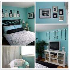 Most Stylish Turquoise Bedroom Ideas Teal Bedroom Decor
