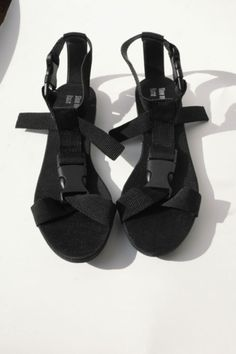 // Slow and Steady Wins the Race sandals