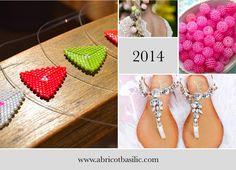 Pour vous faire oublier cet été parfois pluvieux, un ras de cou fin et discret à retrouver sur ma boutique: www.abricotbasilic.com