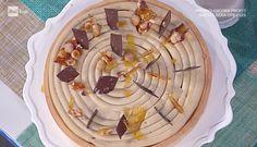 La prova del cuoco | Ricetta crostata cachi e nocciola di Guido Castagna