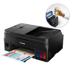 Impressora Multifuncional Canon Maxx G4100 Jato de Tinta Color Wireless Bivolt - Hp - Magazine Lojamagalu1000