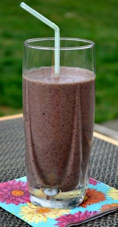 Purple Antioxidant Smoothie