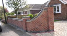 Garden Wall Example | GDenny Builders