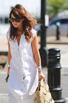 Miroslava Duma between shows. #refinery29 http://www.refinery29.com/2015/09/93788/ny-fashion-week-spring-2016-street-style-pictures#slide-7