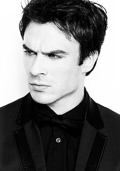 He so doesn't know what he does to people with his eyes. #IanSomerhalder #Love #TVD