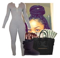 """""""."""" by heavensincere ❤ liked on Polyvore featuring UGG Australia"""