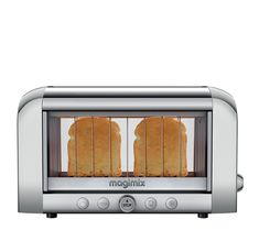 toaster vision grille pain magimix brillant