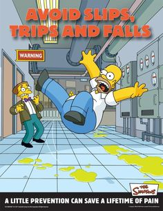 Simpson's Safety Posters - Album on Imgur