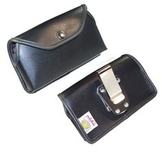 Large Phone Pouch by Turtleback Leather