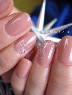 ニュアンス&ライン |nail salon 爪装 ~sou-sou~ (入間・狭山・日高・飯能 自宅ネイルサロン)