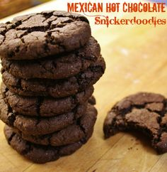 http://www.onegreenplanet.org/vegan-recipe/mexican-hot-chocolate-snickerdoodles/