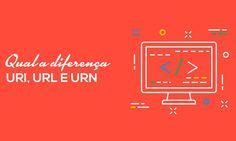 Qual a diferença entre URL, URI e URN