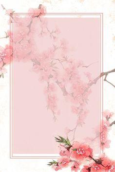 brief art flower poster background - - Elisa - Blumen Flower Background Wallpaper, Framed Wallpaper, Pink Wallpaper, Background Pictures, Art Background, Pink Floral Background, Pattern Background, Simple Backgrounds, Flower Backgrounds