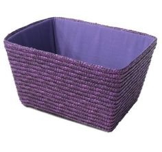 Straw Basket - Small - Purple Was £6.99 NOW At Just  £2.55 Homebase 15% OFF on Everything -------   >>>>>>  http://www.couponndeal.co.uk/coupon/straw-basket-small-purple?utm_source=Straw%20Basket%20-%20Small%20-%20Purple%20At%20%C2%A32.55&utm_medium=CND%20Team%20A%20UK&utm_campaign=CND%20Team%20A%20UK