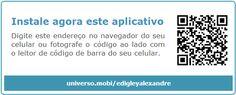 Lançado aplicativo do blog para dispositivos móveis - Prof. Edigley Alexandre