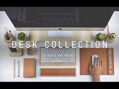 The Grovemade Desk Collection - YouTube