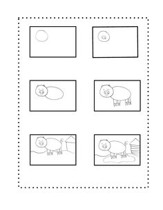 Pig Step by step drawing directions Raccoon Art, Squirrel Art, Drawing Lessons, Art Lessons, Cartoon Drawings, Easy Drawings, Minion Art, Art For Kids Hub, Drawing Tutorials For Beginners
