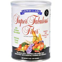 Lewis Lab Fabulous Fiber - Super - 16 Oz