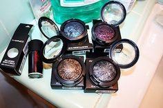 MAC makeup! Me want.