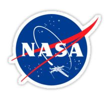 NASA EX-WNG Sticker