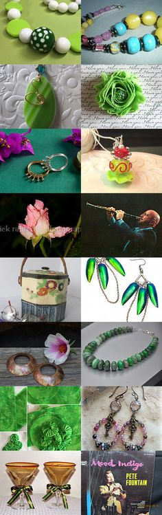 Mr. New Orleans by Gail on Etsy--Pinned+with+TreasuryPin.com