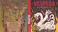 """In libreria – """"Vilupera"""" di Luca Mazza e Jack Sensolini Sword And Sorcery, Comic Books, Comics, Art, Art Background, Kunst, Cartoons, Cartoons, Performing Arts"""