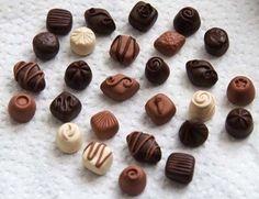 Box of chocolates idea