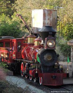 Walt Disney World Railroad / Magic Kingdom
