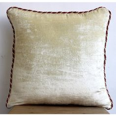 Decorative Euro Sham Covers Accent Couch Sofa Toss Pillow