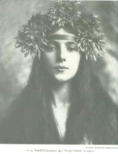 Evelyn Nesbit, The First Supermodel (c. 1901)