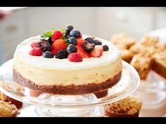 Cheesecake maken, lekkerrrrr | IRISERBIJ - YouTube