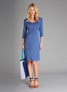 The Everyday Maternity Dress | Maternity Dresses | Isabella Oliver Maternity
