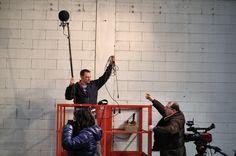 """FILI - immagini dal set - (da """"Il marinaio"""" - cortometraggio di QUEM quintelemento e Compagnia Mailò) - foto di Claudio Rancati"""