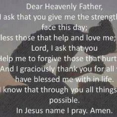 father teach me how to pray