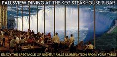 The Keg. Niagara Falls Canada