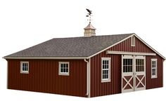 Amish Built Barns & Sheds For Sale in Oneonta NY by Amish Barn Company