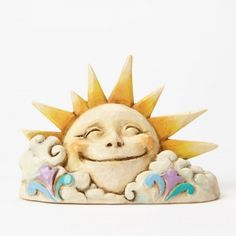 Mini Sunshine Figurine