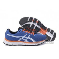 low priced 70e2a 6fce3 Asics Gel Speedstar 6 Men Blue White Orange Free Shipping, Price   85.00 - Nike  Shoes, Air Jordan Shoes, Air Max Shoes, Basketball Shoes, Running Shoes