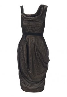 Chainmail Jersey Dress Vivienne Westwood Red Label