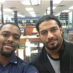 """""""No school for me today! Crédito to owner . Roman Reigns Smile, Wwe Roman Reigns, Ganesh Kumar, Dean Ambrose, Seth Rollins, Wwe Wrestlers, Now And Forever, Roman Empire, Best Shows Ever"""