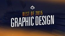 """Just like previous years to we're presenting our personal favorites from our graphic design galleries posted during In today's """"Best of roundup we've summed up a mix of 37 beautifully designed pieces including various posters, signage and book covers. Vintage Artwork, Previous Year, Creative Industries, Chevrolet Logo, Signage, Typography, Design Inspiration, Branding, Good Things"""