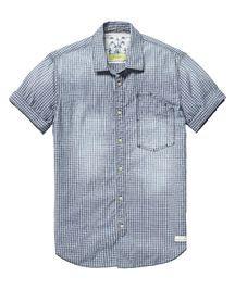 Special Pocket Shirt |Shirt s/s|Men Clothing at Scotch & Soda